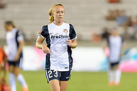 Houston, TX - Saturday July 15, 2017: Tori Huster during a regular season National Women's Soccer League (NWSL) match between the Houston Dash and the Washington Spirit at BBVA Compass Stadium.