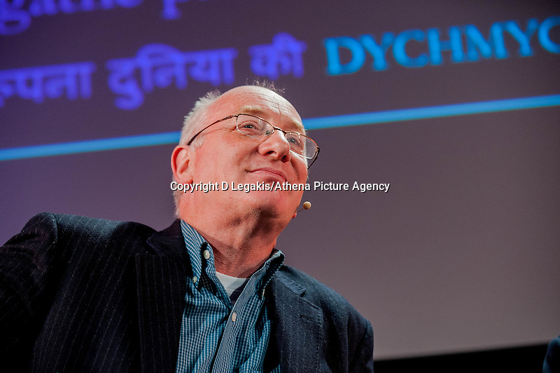 Tuesday 27 May 2014, Hay on Wye, UK<br /> Pictured: James Mitchell <br /> Re: The Hay Festival, Hay on Wye, Powys, Wales UK.