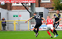 Fleetwood Town's Paddy Madden scores his side's first goal  <br /> <br /> Photographer Richard Martin-Roberts/CameraSport<br /> <br /> The EFL Sky Bet League One - Fleetwood Town v Shrewsbury Town - Saturday 13th October 2018 - Highbury Stadium - Fleetwood<br /> <br /> World Copyright &not;&copy; 2018 CameraSport. All rights reserved. 43 Linden Ave. Countesthorpe. Leicester. England. LE8 5PG - Tel: +44 (0) 116 277 4147 - admin@camerasport.com - www.camerasport.com