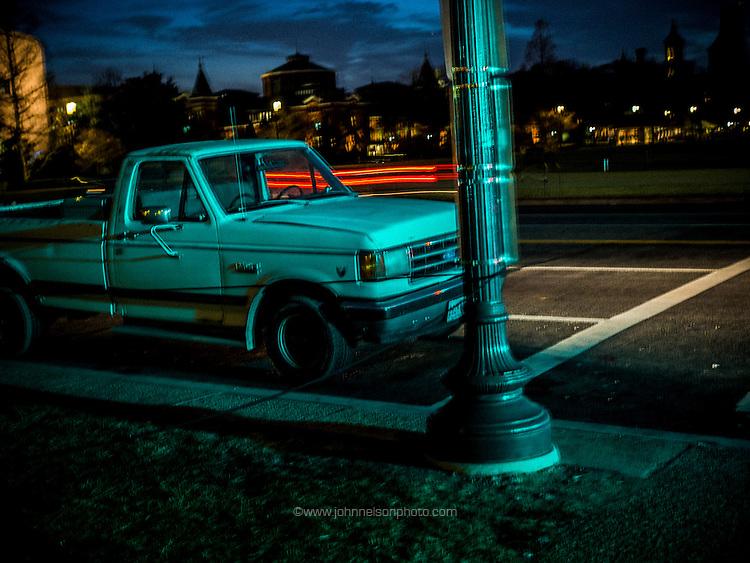 Old truck, Washington, DC 2017