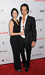 HOLLYWOOD, CA - AUGUST 22: Susie Bick and Nick Cave arrive at the 'Lawless' Los Angeles Premiere at ArcLight Cinemas on August 22, 2012 in Hollywood, California. /NortePhoto.com....**CREDITO*OBLIGATORIO** *No*Venta*A*Terceros*..*No*Sale*So*third* ***No*Se*Permite*Hacer Archivo***No*Sale*So*third*