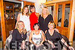 Irish wheelchair walk Group reunion at Bella Bia's on Saturday Front l-r Ann O'Connor, Katie Allen, Dolly Kelly, Back l-r Ann Marie Allen, Saoirse Sparks and Margaret O'Shea