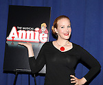 Katie Finneran attending the Meet & Greet for 'ANNIE' at The New 42nd Street Rehearsal Studios in New York City on September 112, 2012