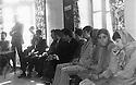 Iran 1969 .The youth's organisation in the New Iran Party in Sakkez .<br /> Iran 1969  .L'organisation de la jeunesse dans le parti du Nouvel Iran a Sakkez