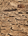Mud flat in Death Valley National Park