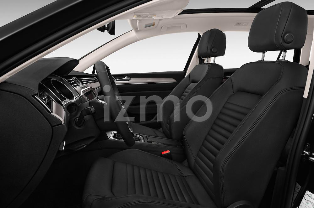 Front seat view of 2016 Volkswagen Passat Alltrack 5 Door Wagon Front Seat  car photos