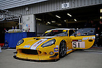 Lee Mowle/Joe Osborne/Emily Fletcher/Jake Rattenbury - Optimum Motorsport Ginetta G50