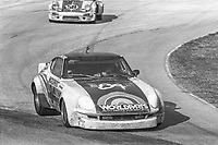 #84 Datsun 260Z of Bob Speakman, John Maffucci, and Chris Doyle 16th place finish, 1978 24 Hours of Daytona, Daytona International Speedway, Daytona Beach, FL, February 5, 1978.  (Photo by Brian Cleary/www.bcpix.com)
