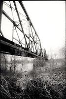 Railway overpass<br />