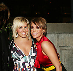 One Life To Live's Farah Fath and her sister Victoria (L) at the ABC Daytime Casino Night on October 23, 2008 at Guastavinos, New York CIty, New York. (Photo by Sue Coflin/Max Photos)