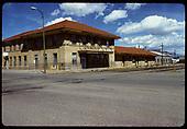 Alamosa station<br /> D&amp;RGW  Alamosa, CO