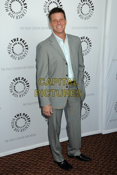 "DOUG SAVANT .The 26th Annual William S. Paley Television Festival presents ""Desperate Housewives"" held at Arclight Cinemas, .Hollywood, CA, USA,  .18th April 2009 .full length suit grey grey .CAP/ADM/BP.©Byron Purvis/Admedia/Capital PIctures"