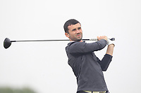Darragh Crawford (Bundoran) on the 2nd tee during Round 1 of The East of Ireland Amateur Open Championship in Co. Louth Golf Club, Baltray on Saturday 1st June 2019.<br /> <br /> Picture:  Thos Caffrey / www.golffile.ie<br /> <br /> All photos usage must carry mandatory copyright credit (© Golffile | Thos Caffrey)