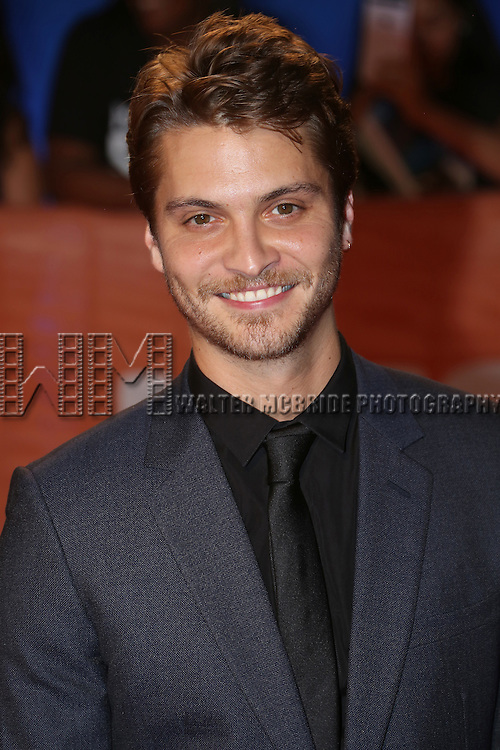 Luke Grimes attends 'The Magnificent Seven' Red Carpet Gala Opening Night of the 2016 Toronto International Film Festival at TIFF Bell Lightbox on September 8, 2016 in Toronto, Canada.