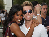 Lance Bass Kelly Rowland<br /> 2010 <br /> Photo By JR Davis/CelebrityArchaeology.com