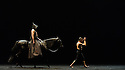 Equestrian theatre artist, Bartabas, returns to the Sadler's Wells stage accompanied by contemporary flamenco dancer Andrés Marín, four horses and a donkey, to present the UK Premiere of Golgota from Monday 14 – Monday 21 March.