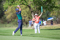 Charl Schwartzel (RSA) during the first round at the Nedbank Golf Challenge hosted by Gary Player,  Gary Player country Club, Sun City, Rustenburg, South Africa. 08/11/2018 <br /> Picture: Golffile | Heinrich Helmbold<br /> <br /> <br /> All photo usage must carry mandatory copyright credit (&copy; Golffile | Heinrich Helmbold)