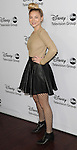 """Allie Gonino arriving at the Disney ABC Televison Group Hosts """"TCA Winter Press Tour"""" held at the Langham Huntington Hotel in Pasadena, CA. January 10, 2013."""
