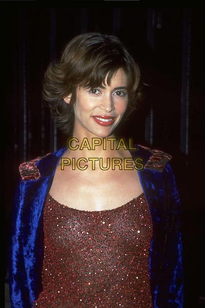 LISA B..Ref: 9755..sequin top ..www.capitalpictures.com..sales@capitalpictures.com..©Capital Pictures..headshot, portrait