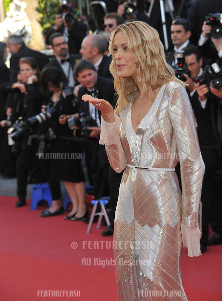 "Petra Nemcova at gala premiere for ""Behind the Candelabra"" at the 66th Festival de Cannes..May 21, 2013  Cannes, France.Picture: Paul Smith / Featureflash"