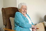 11/09/2014<br /> Mary Catherine Buckley from Chancellors Land, Emly, Co. Tipperary who celebrated her 100th Birthday on 11/09/2014.<br /> Pic: Don Moloney/Press 22