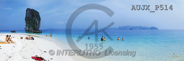 Dr. Xiong, LANDSCAPES, panoramic, photos, A days outing, Krabi, China(AUJXP514,#L#)