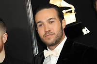10 February 2019 - Los Angeles, California - Pete Wentz, Fall Out Boy. 61st Annual GRAMMY Awards held at Staples Center. Photo Credit: AdMedia