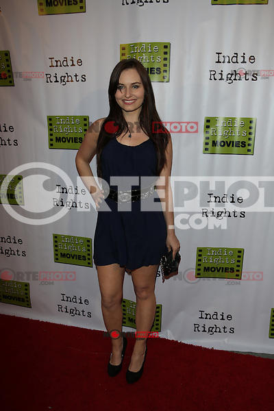 LOS ANGELES, CA - April 18, 2014: Ariel Teal Toombs attends the Fray Movie Premiere, California. April 18, 2014. Credit:RD/Starlitepics /NortePhoto