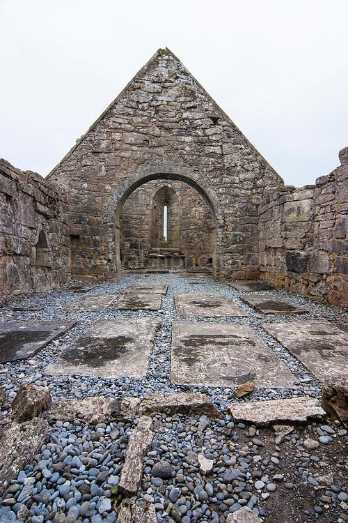 Na Seacht Tempaill, The Seven Churches, Inishmore, Aran Islands