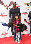 Wayne Brady & daughter at the Dreamwork Pictures' Premiere How to Train Your Dragon held at Gibson Universal in Universal City, California on March 21,2010                                                                   Copyright 2010  DVS / RockinExposures