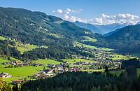 Oesterreich, Salzburger Land, Pongau, Sankt Martin am Tennengebirge | Austria, Salzburger Land, region Pongau, Sankt Martin am Tennengebirge
