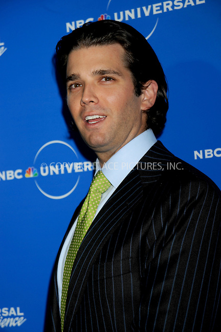 WWW.ACEPIXS.COM . . . . .....May 12, 2008. New York City.....Donald Trump Jr. attends the NBC Universal Experience at Rockefeller Center.  ....Please byline: Kristin Callahan - ACEPIXS.COM..... *** ***..Ace Pictures, Inc:  ..Philip Vaughan (646) 769 0430..e-mail: info@acepixs.com..web: http://www.acepixs.com