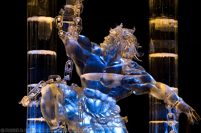 2005 Ice Art Championships, Fairbanks, Alaska