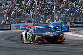 2017 IMSA WeatherTech SportsCar Championship<br /> BUBBA burger Sports Car Grand Prix at Long Beach<br /> Streets of Long Beach, CA USA<br /> Saturday 8 April 2017<br /> 86, Acura, Acura NSX, GTD, Oswaldo Negri Jr., Jeff Segal<br /> World Copyright: Richard Dole/LAT Images<br /> ref: Digital Image RD_LB17_385
