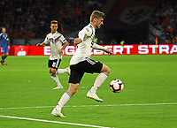 Timo Werner (Deutschland Germany) - 13.10.2018: Niederlande vs. Deutschland, 3. Spieltag UEFA Nations League, Johann Cruijff Arena Amsterdam, DISCLAIMER: DFB regulations prohibit any use of photographs as image sequences and/or quasi-video.