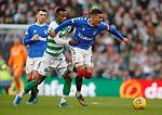 29.12.2019 Celtic v Rangers: James Tavernier and Christopher Jullien
