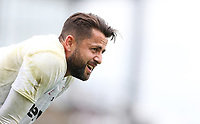 West Ham United's Lukasz Fabianski<br /> <br /> Photographer Rob Newell/CameraSport<br /> <br /> Football Pre-Season Friendly - Fulham v West Ham United - Saturday July 27th 2019 - Craven Cottage - London<br /> <br /> World Copyright © 2019 CameraSport. All rights reserved. 43 Linden Ave. Countesthorpe. Leicester. England. LE8 5PG - Tel: +44 (0) 116 277 4147 - admin@camerasport.com - www.camerasport.com