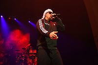 LONDON, ENGLAND - DECEMBER 5: B-Real of 'Cypress Hill' performing at Brixton Academy on December 5, 2018 in London, England.<br /> CAP/MAR<br /> &copy;MAR/Capital Pictures /MediaPunch ***NORTH AND SOUTH AMERICAS ONLY***