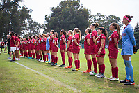 Stanford Soccer W vs Navy, September 3, 2017