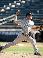 Mike Ekstrom / Peoria Saguaros 2008 Arizona Fall League..Photo by:  Bill Mitchell/Four Seam Images