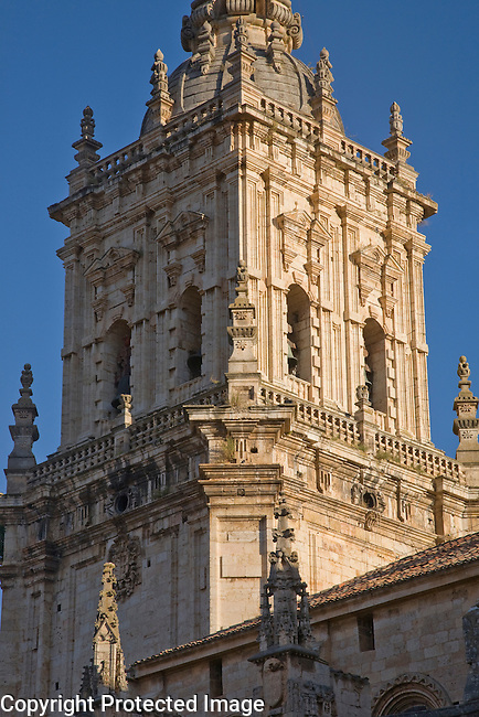 Cathedral, El Burgo de Osma, Spain