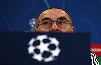 20191125 TORINO-CALCIO: UEFA CHAMPIONS LEAGUE JUVENTUS PRESS CONFERENCE