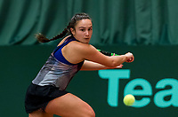 Wateringen, The Netherlands, March 16, 2018,  De Rhijenhof , NOJK 14/18 years, Nat. Junior Tennis Champ.  Gabriella Mujan (NED)<br />  Photo: www.tennisimages.com/Henk Koster