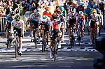 Caleb Ewan (AUS) Lotto-Soudal wins Stage 3 of Tour de France 2020, running 198km from Nice to Sisteron, France. 31st August 2020.<br /> Picture: ASO/Pauline Ballet | Cyclefile<br /> All photos usage must carry mandatory copyright credit (© Cyclefile | Pool/Photonews)