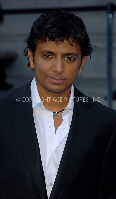 "WWW.ACEPIXS.COM . . . . .  ....NEW YORK, JULY 17, 2006....M. Night Shyamalan at the ""Lady in the Water"" New York City Premiere.....Please byline: AJ Sokalner - ACEPIXS.COM.... *** ***..Ace Pictures, Inc:  ..(212) 243-8787 or (646) 769 0430..e-mail: picturedesk@acepixs.com..web: http://www.acepixs.com"