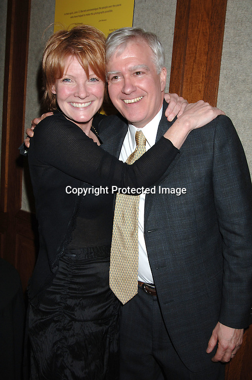 "Ellen Dolan and Lawrence Caso ..at The 50th  Anniversary Party for ""As The World Turns""..on March 23, 2006 at The Museum of Television  and Radio...Robin Platzer, Twin Images"