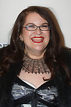Author Naomi Alderman arrives at the U.S. premiere of the movie Disobedience, on April 22 2018, during the Tribeca Film Festival in New York City.