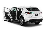 Car images of a 2015 Lexus NX NX 200t F SPORT 5 Door SUV Doors