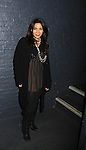"""Smash's Daphne Rubin-Vega was in Broadway's Rocky Horrow Show at a private screening of Sebastian La Cause's web series """"Hustling"""" Season Two - 'cause everybody got a hustle -  was held on November 19, 2012 at TriBeca's Cinemas, New York City, New York. Days of our Lives """"Silvio"""", One Live To Live and All My Children's Sebastian is the creator of Hustling along with being the writer, director and star (Photo by Sue Coflin/Max Photos)"""