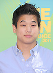Ki Hong Lee at The Fox 2011 Teen Choice Awards held at Gibson Ampitheatre in Universal City, California on August 07,2010                                                                               © 2011 Hollywood Press Agency